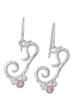Bermuda ~ Tiny Dangle Earrings - CHANGED TO SMALL - Alexandra Mosher Studio Jewellery Bermuda Fine
