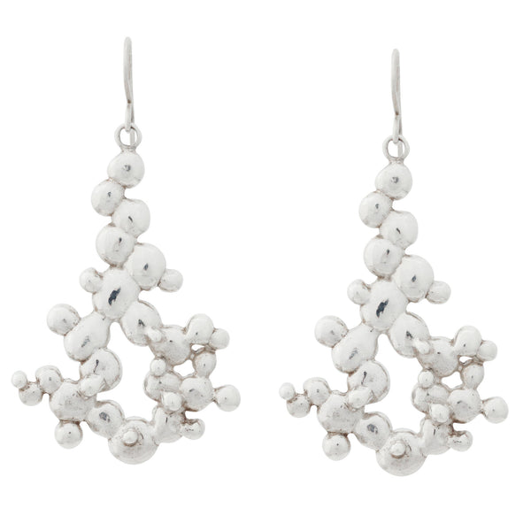 Caviar ~ Chandelier Earrings - Alexandra Mosher Studio Jewellery Bermuda Fine