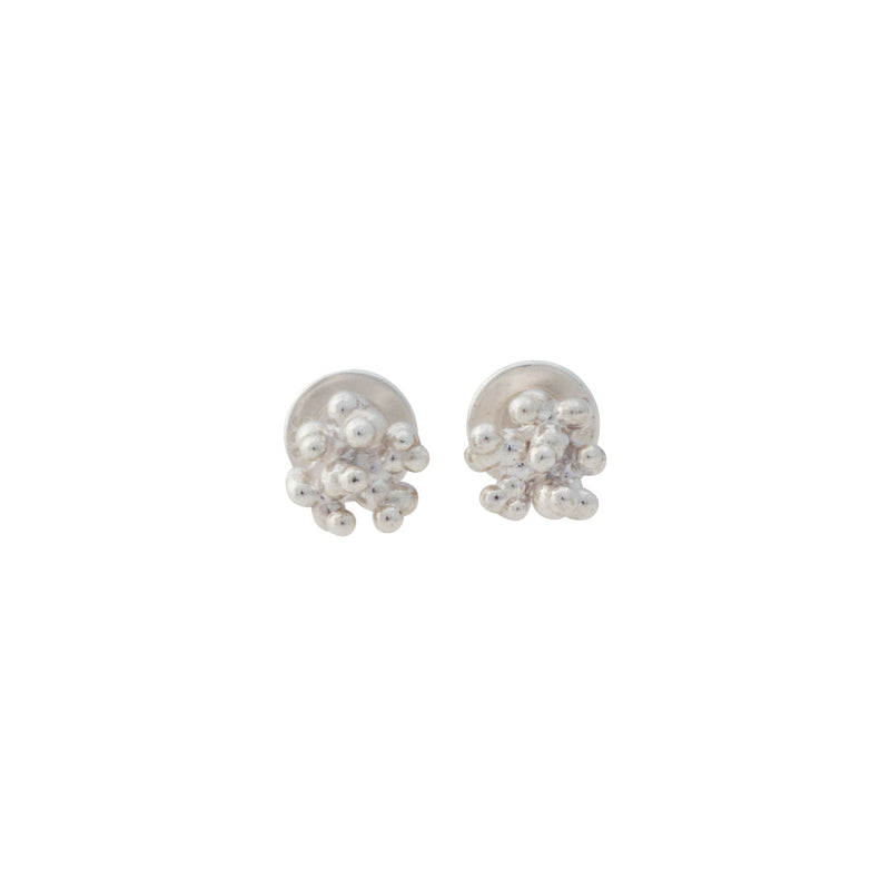 Caviar ~ Tiny Stud Earrings