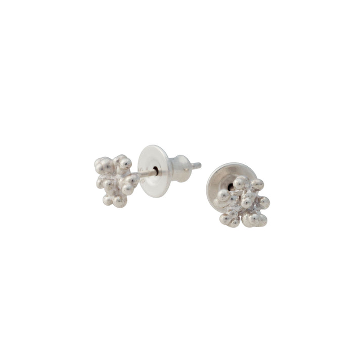 Caviar Earrings - Tiny Studs