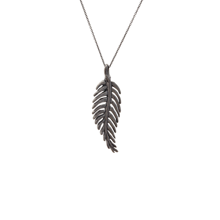 Flora Collection | Large Palm Frond Pendant