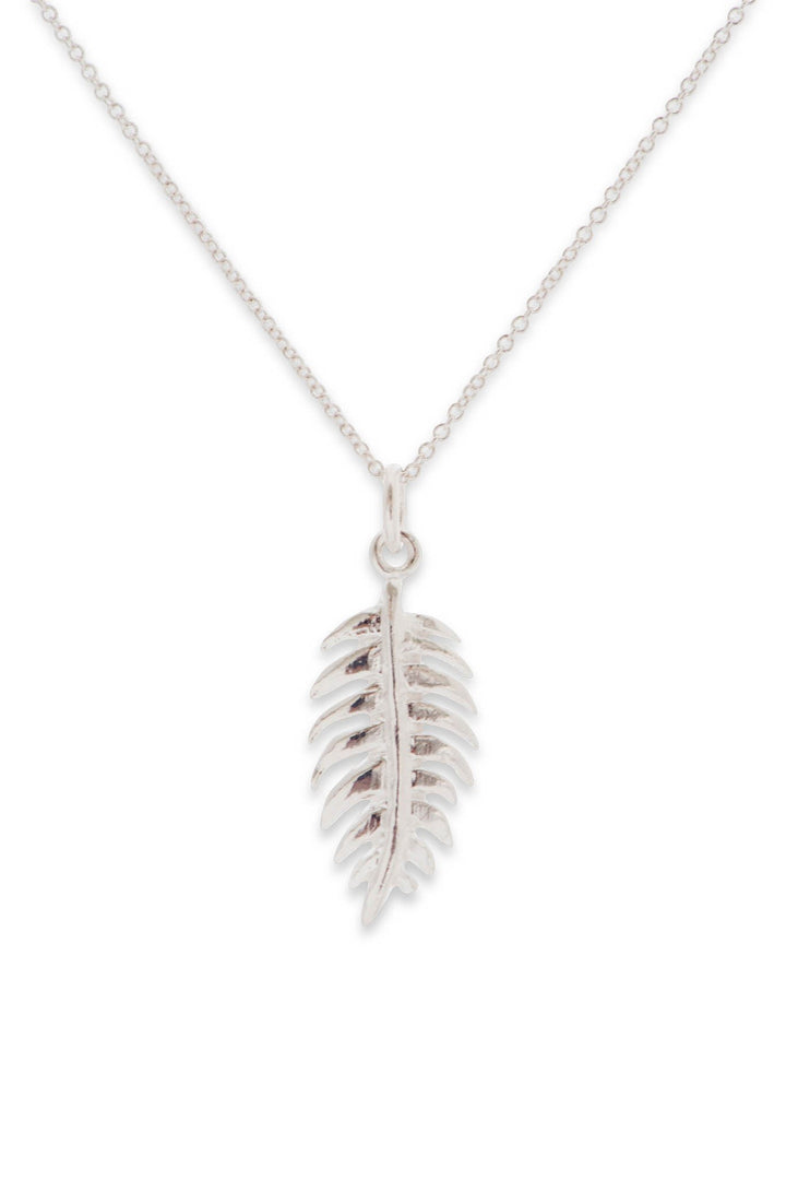 Flora Collection | Small Palm Frond Pendant