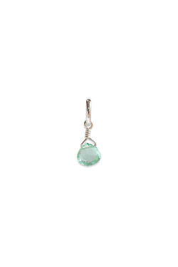 Gemstone Add-on - Apatite - Alexandra Mosher Studio Jewellery Bermuda Fine