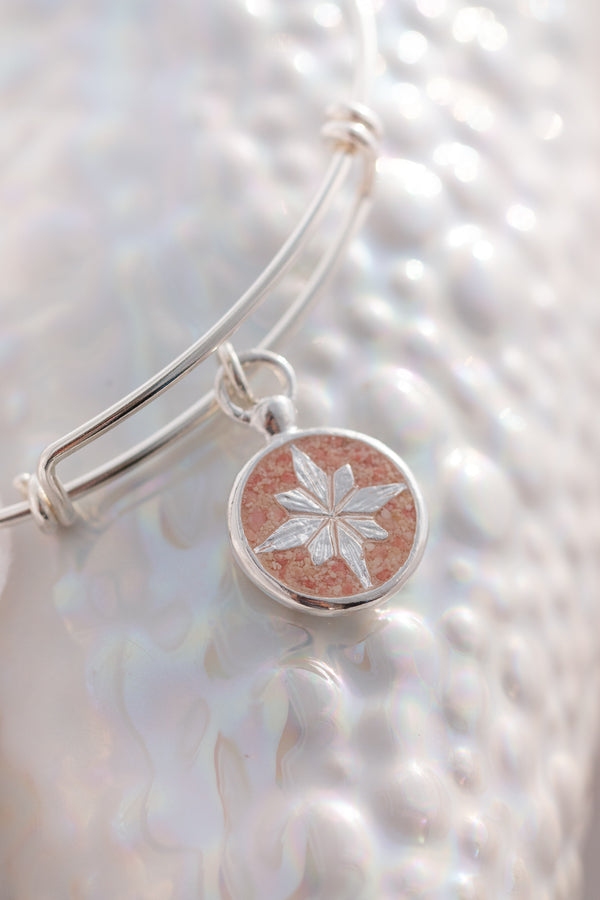 Compass Rose ~ Bangle