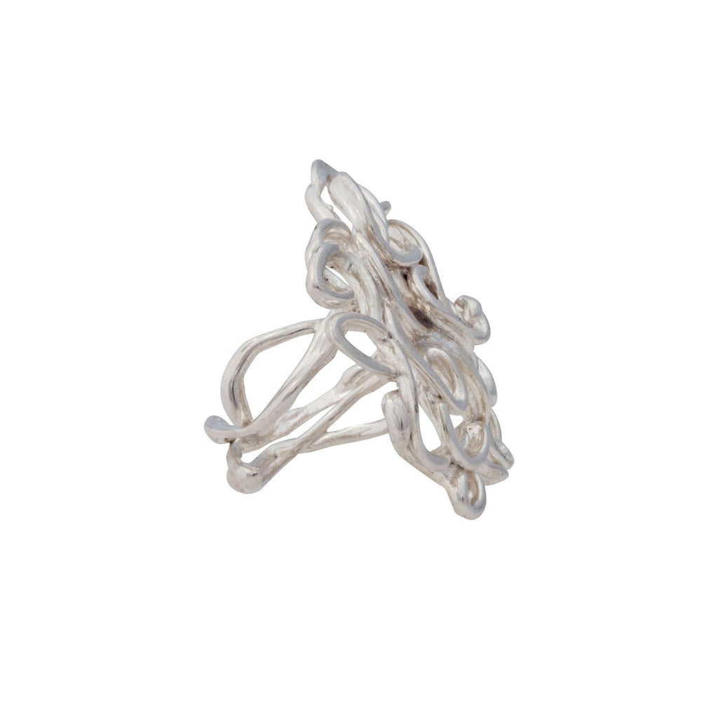 Melt Collection | Large Never Ending Story Ring