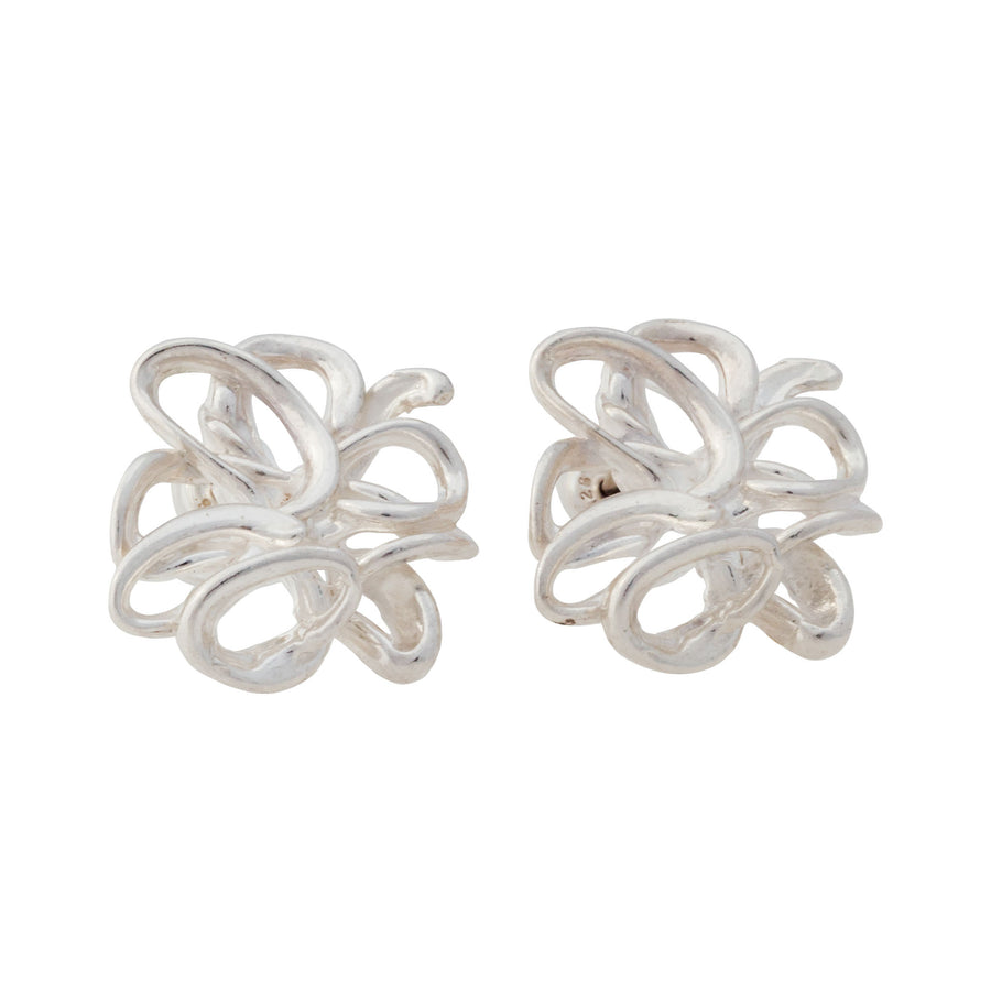 Melt Collection | Small NeverEndingStory Stud Earrings