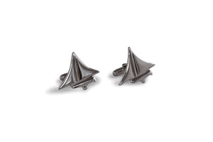 Silver Collection | Dinghy Cufflinks