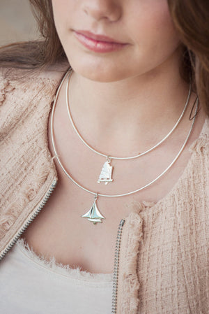 Silver Collection | Opti Pendant