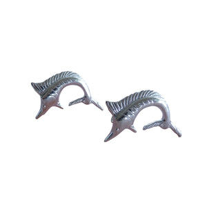Silver Collection | Marlin Cufflinks