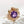 Barnacle Tide Pool Moss Textured Ring 14K Yellow Gold with 2c Purple Amethyst