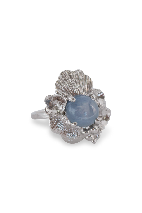 Barnicle Tide Pool Ring 14K