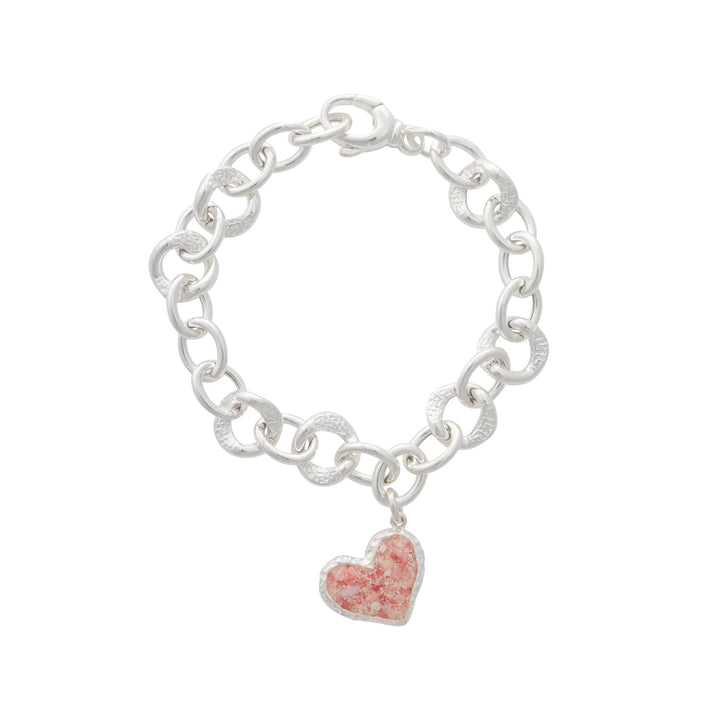 Reef Collection | Chunky Heart Bracelet