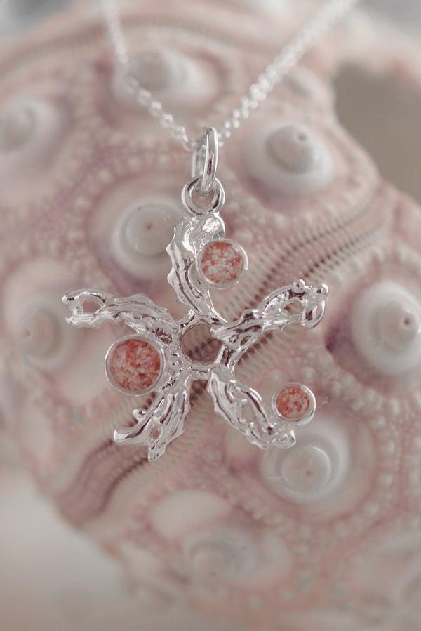 Sargasso ~ Small Star Pendant