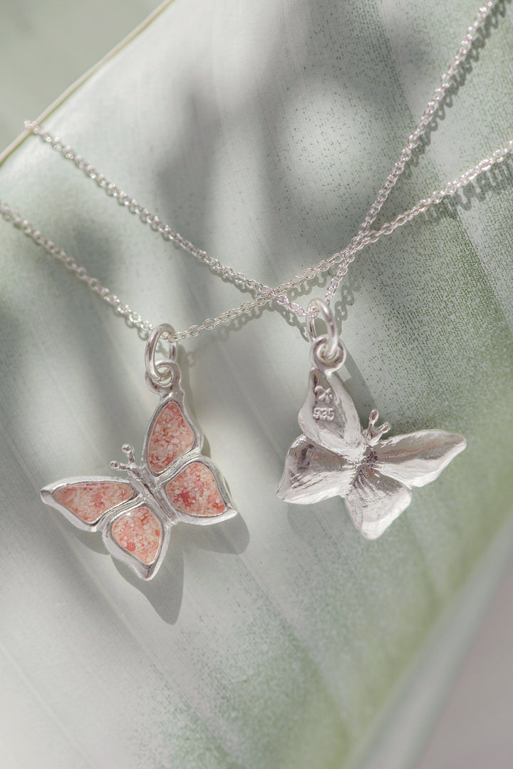 Icons Collection | Butterfly Pendant