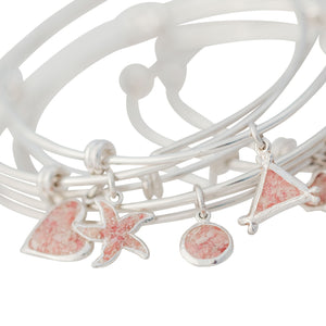 Friends ~ Small Starfish Bangle