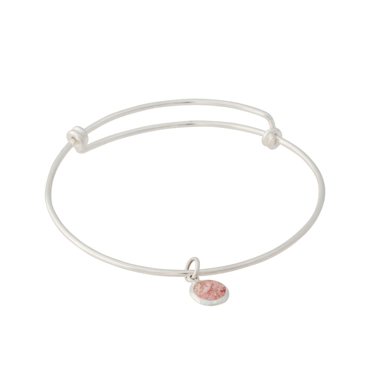 Splash Collection | Medium Circle Bangle