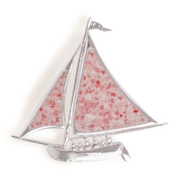 Nautical ~ Bermuda Fitted Dinghy 2015 Ornament / Pendant - Alexandra Mosher Studio Jewellery Bermuda Fine