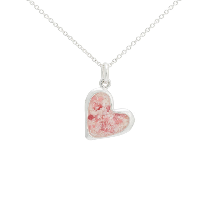 Splash Collection | Juliet Heart Pendant