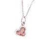 Splash Collection - Petites | Small Heart 14K Gold Pendant