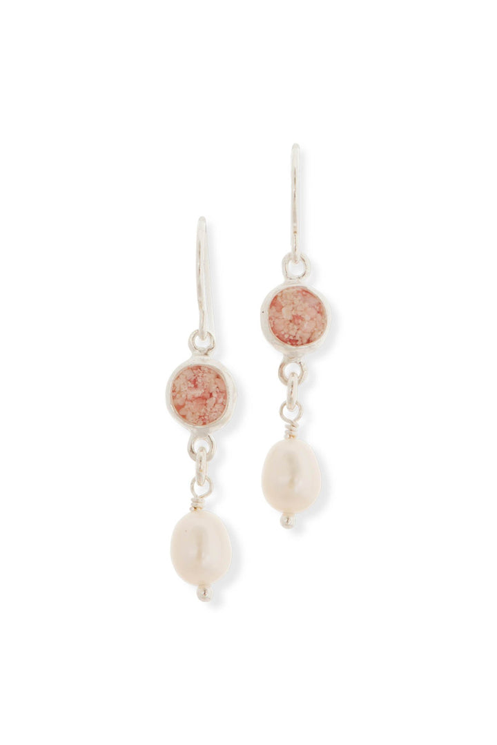 Splash Pearl Collection | Isabelle Small Earrings