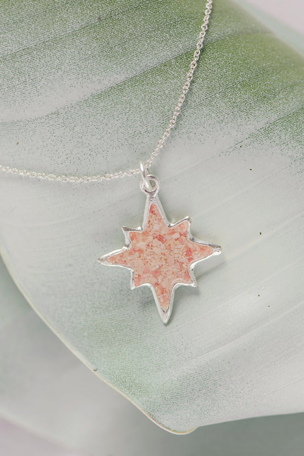 Icons ~ Large North Star Pendant
