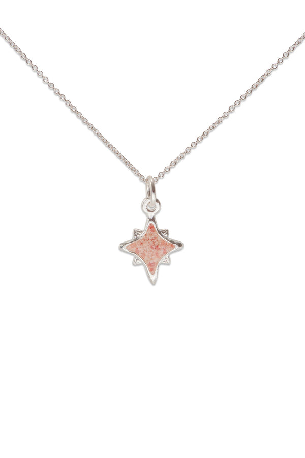 Icons ~ North Star (Small) Pendant - Alexandra Mosher Studio Jewellery Bermuda Fine