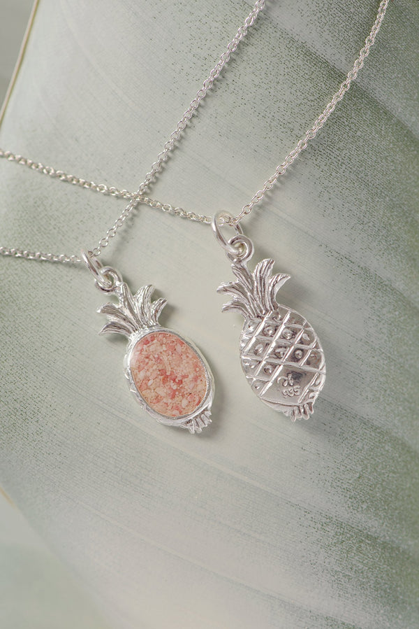 Icons ~ Pineapple Pendant