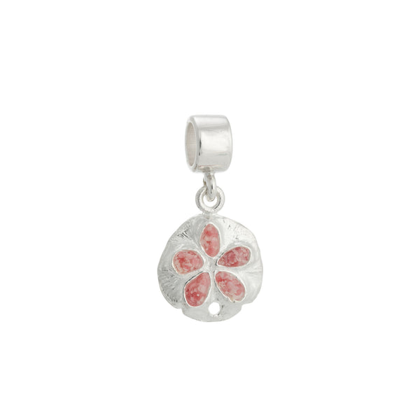 Friends ~ Small Sand Dollar Charm