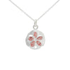 Splash Collection | Small Sand Dollar Pendant