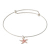 Splash Collection - Petites | Small Starfish Bangle