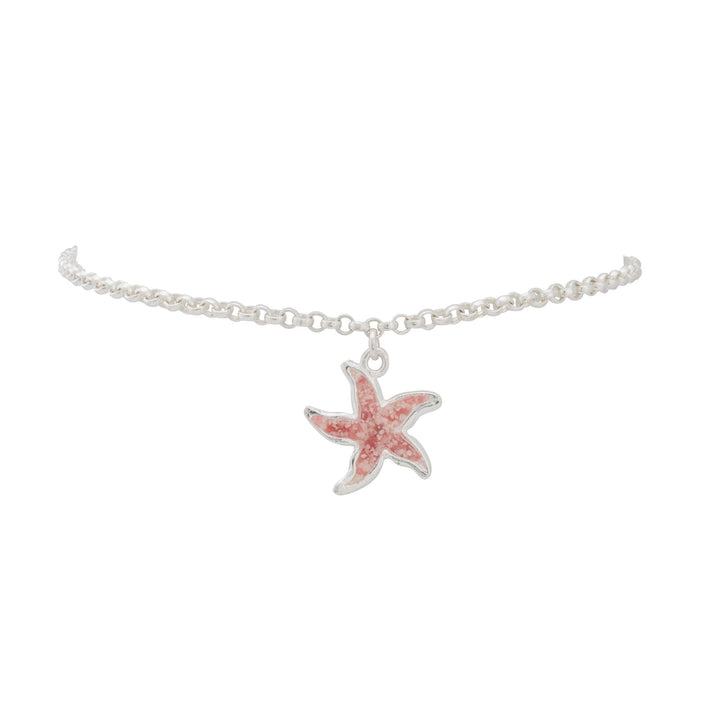 Splash Collection - Starfish Anklet