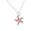 Splash Collection - Petites | Small Starfish 14K Gold Pendant