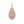 Splash Collection | XL Teardrop Slide Pendant