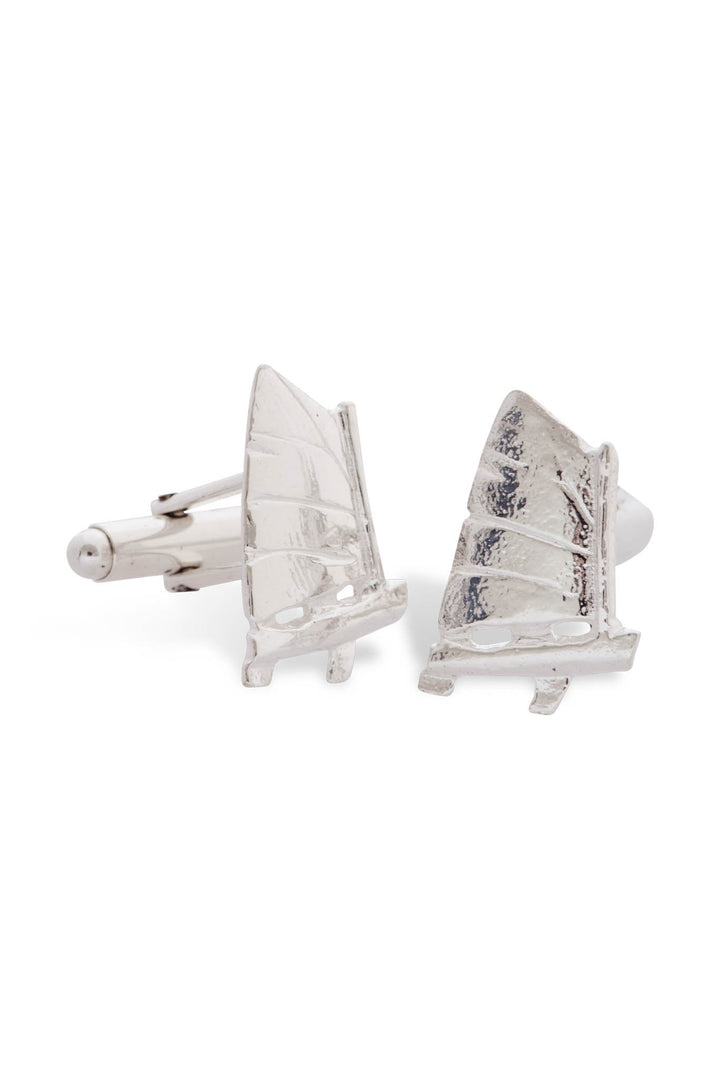 Silver Collection | Opti Cufflinks