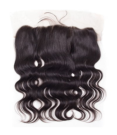 SATIN BODY WAVE LACE FRONTALS
