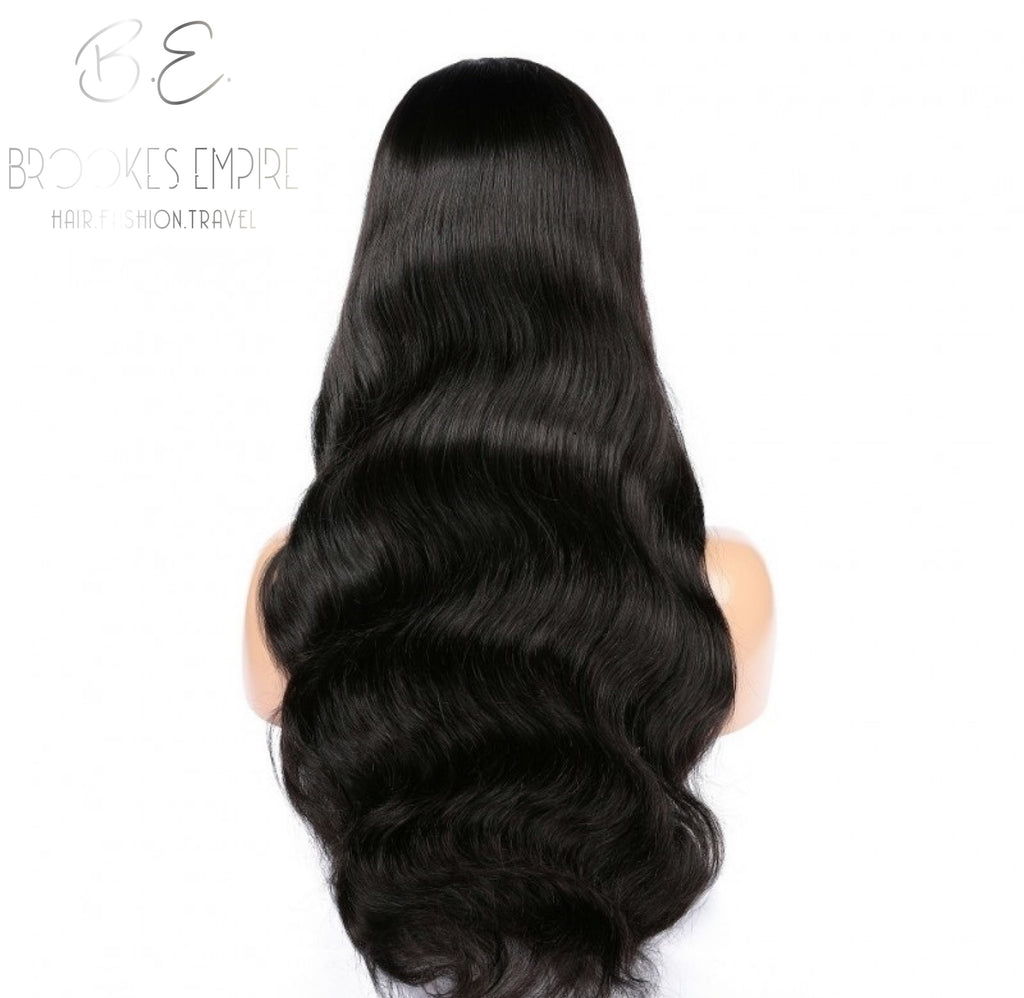 FULL LACE SATIN BODY WAVE WIGS
