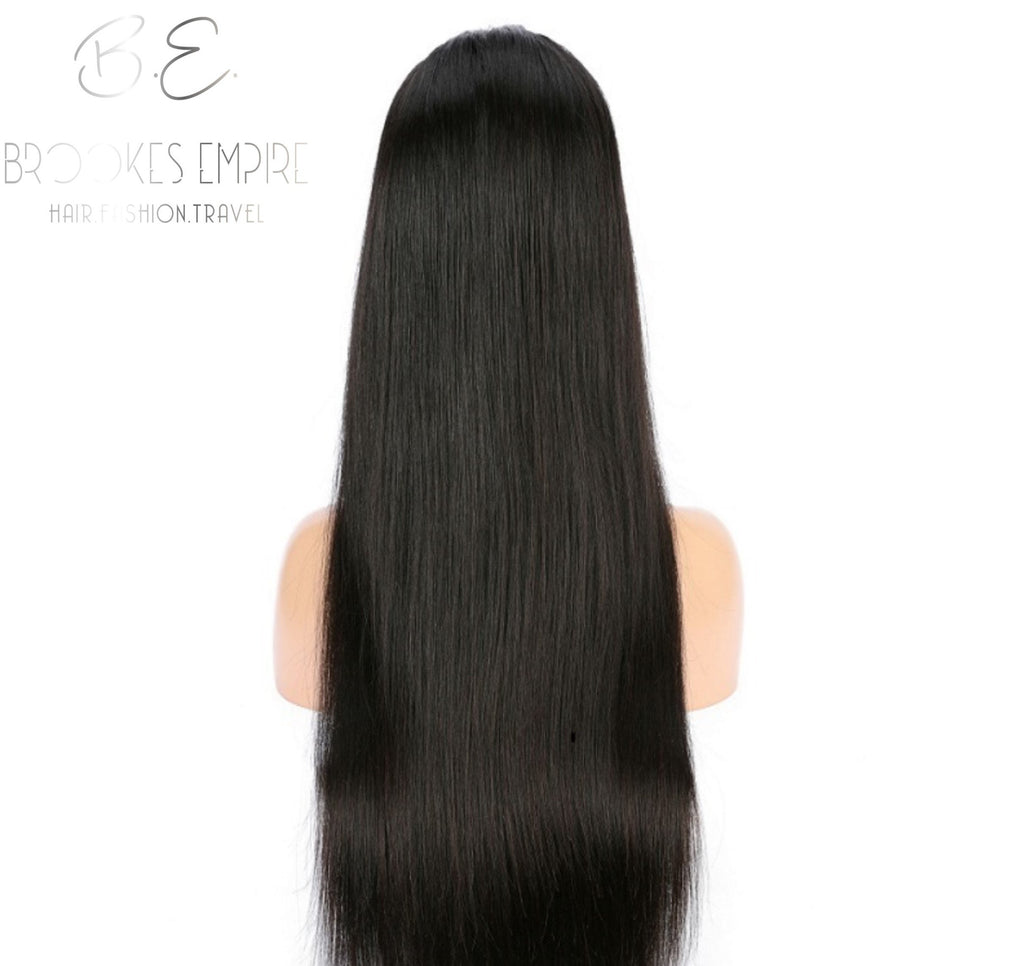 FULL LACE SILKY STRAIGHT WIGS
