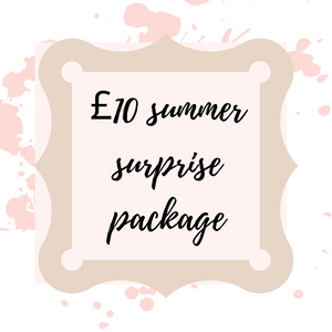 £10 summer surprise package