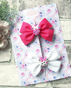 Magical mouse bow (2 colours available )