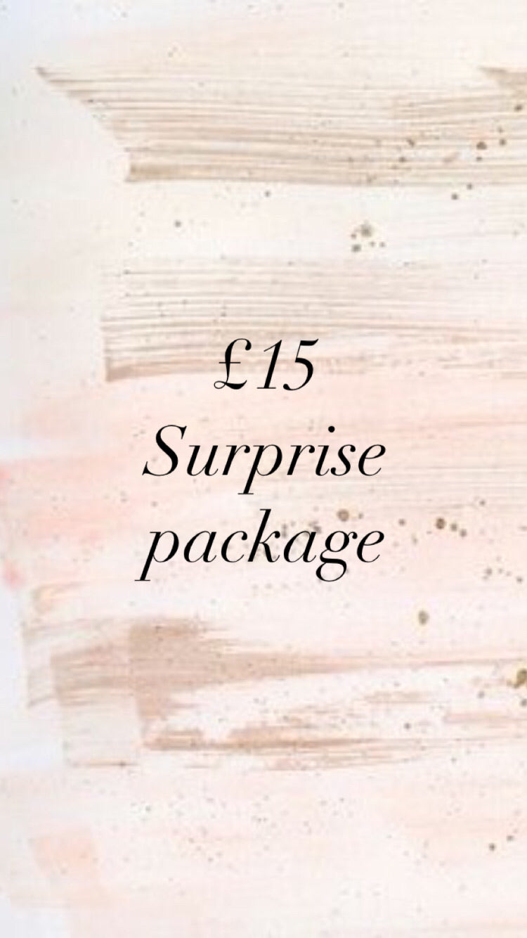 £15 surprise package