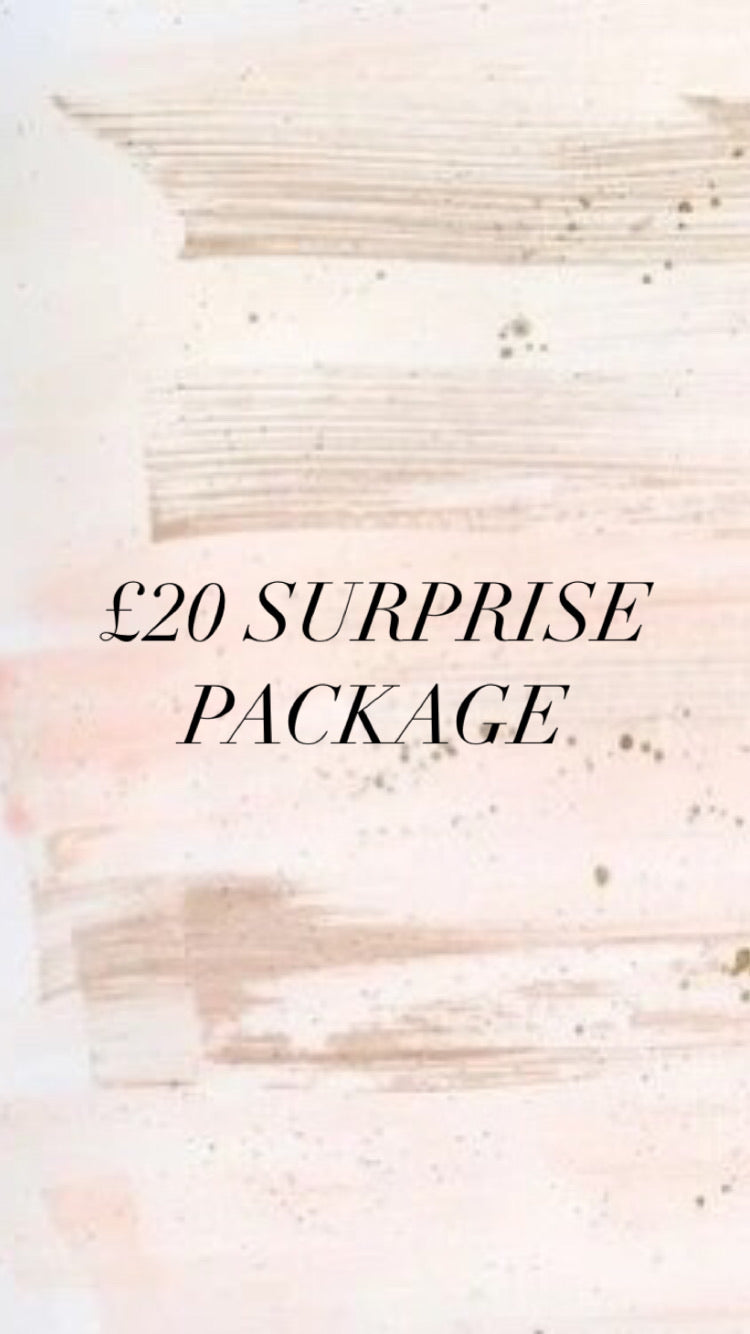 £20 surprise package