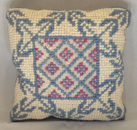 Mini Needlepoint Cushion