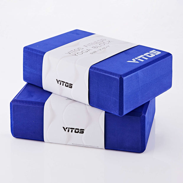 Vitos® Yoga Block - 1 Piece