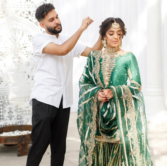 A Bridal Story - Aamir Naveed