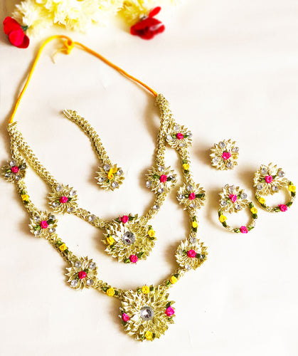 Maheen 4pc Gotta Jewellery Set