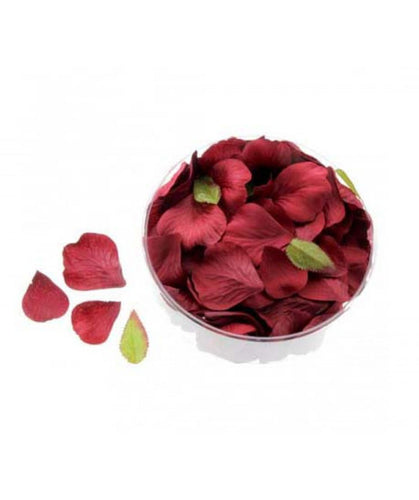 Artificial Rose petal confetti