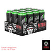 Patria Energy Drink - 12-pack (16 fl oz cans)