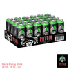 Patria Energy Drink - 24-pack (16 fl oz cans)
