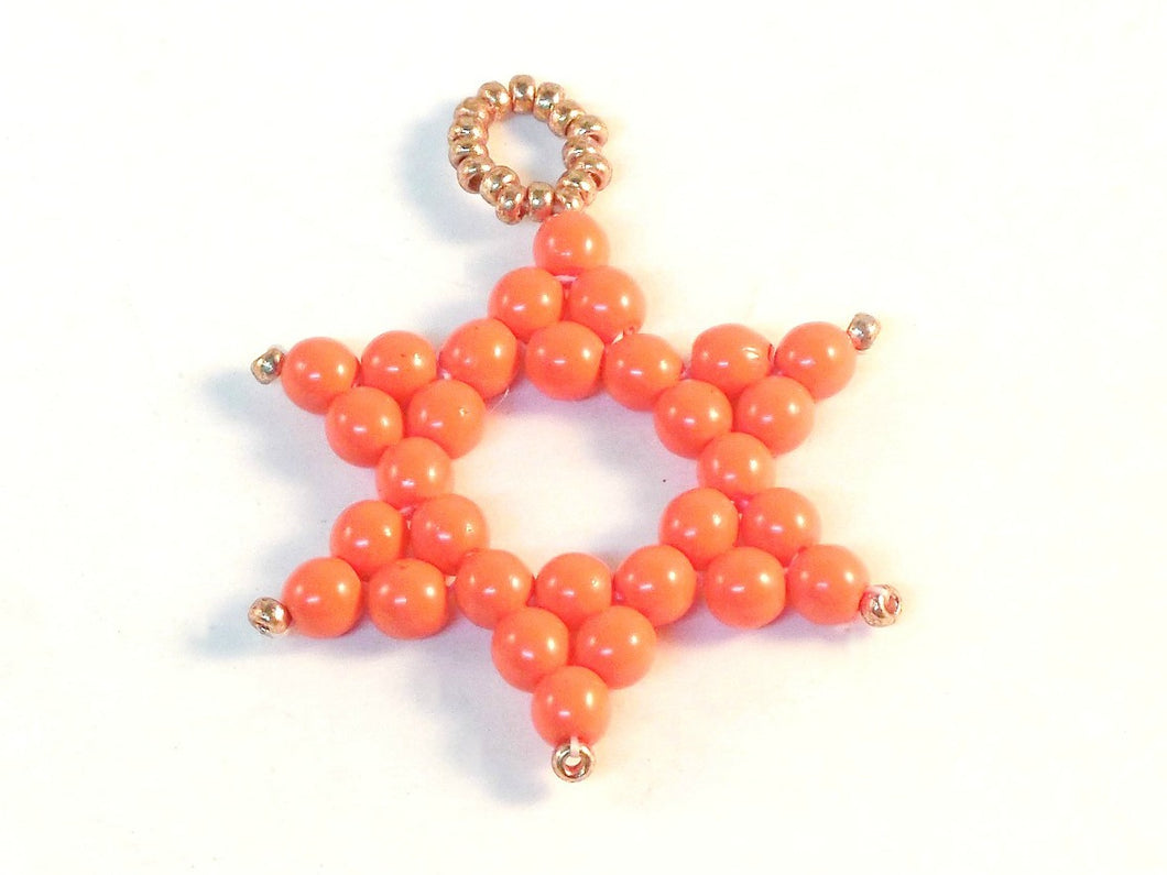 David's Star Pendant/ Ornament