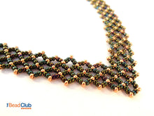 Load image into Gallery viewer, Alanis Necklace Beading Pattern